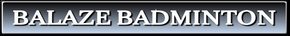Logo page d`accueil Badminton Balaze